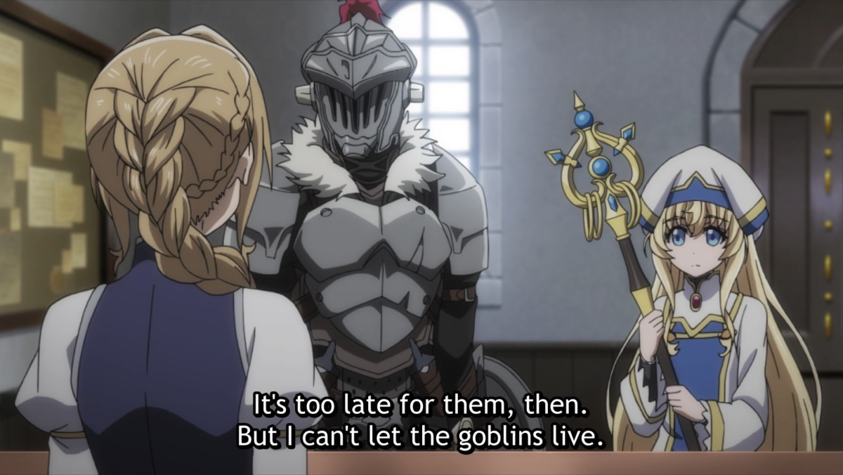 Anime Series Review: Goblin Slayer (Season 1)