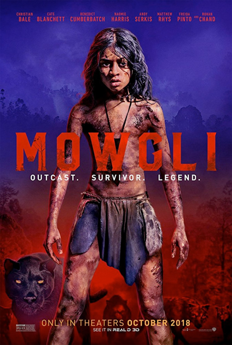 Mowgli: Legend of the Jungle (2018) Movie Review