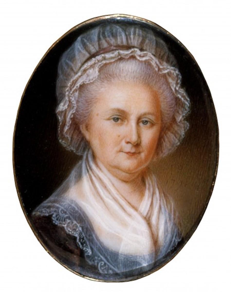 "Martha Washington: ""The First First Lady"""