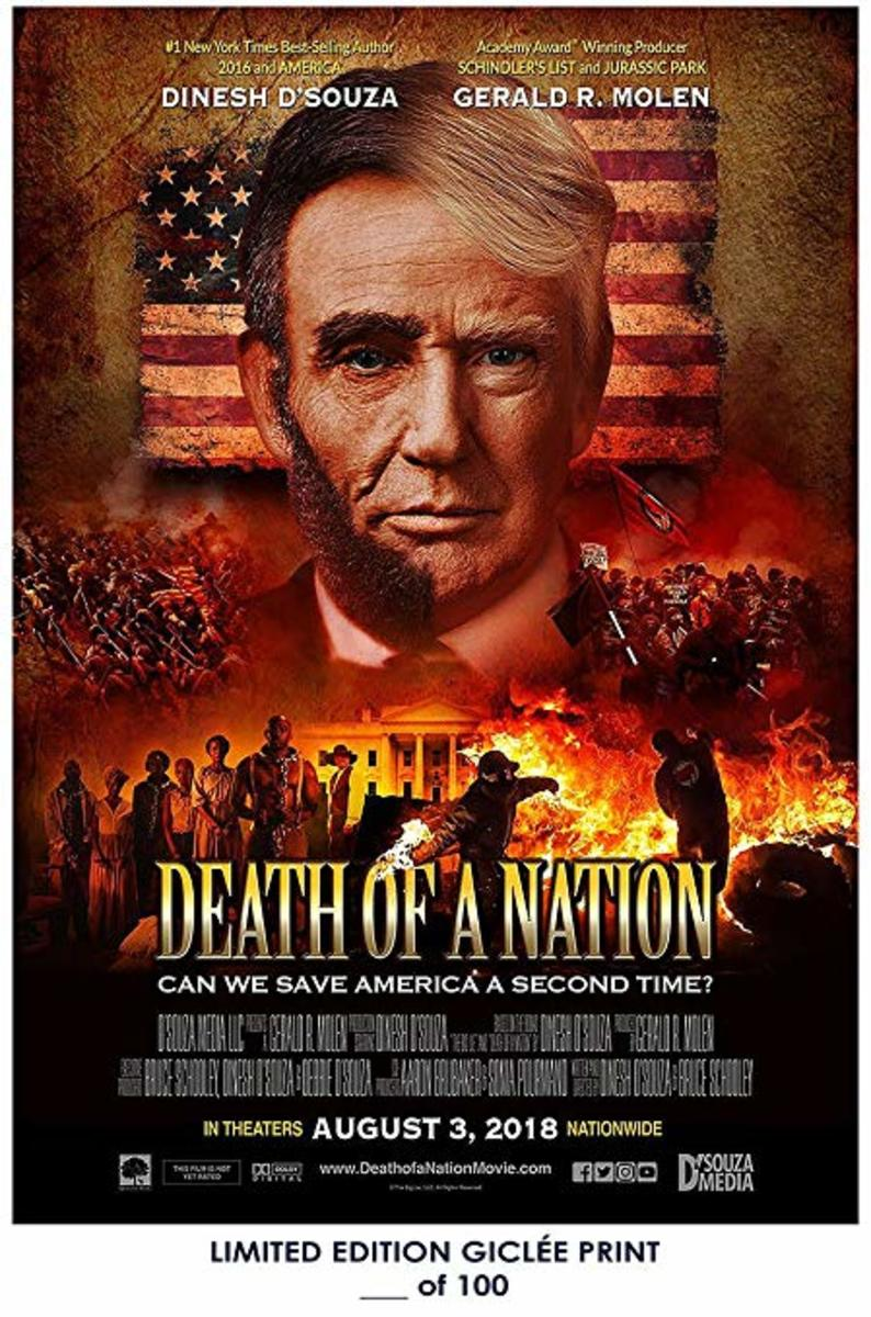 'Death of a Nation' (2018) Movie Review