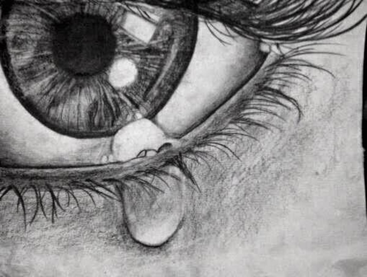 Tears Came Down