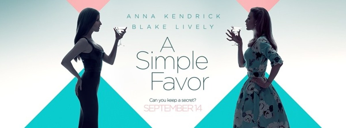 'A Simple Favor' (2018) Movie Review