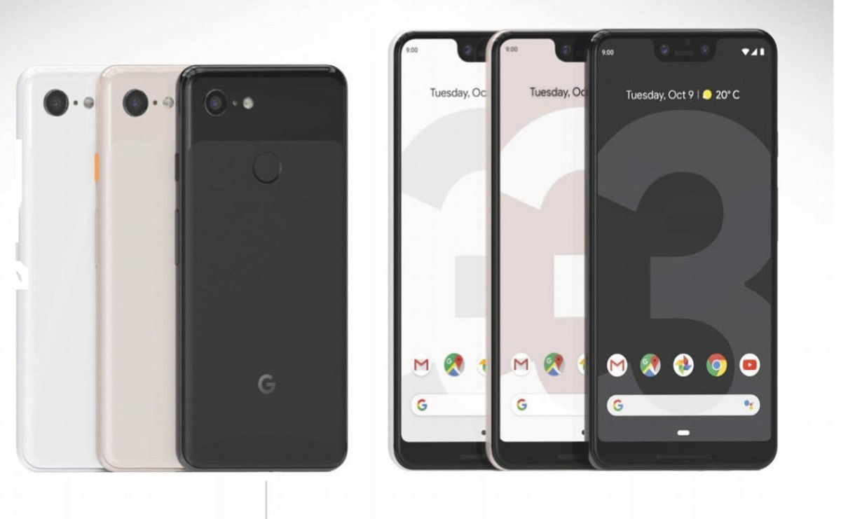Google Pixel 3 and 3 XL Review and Specifications