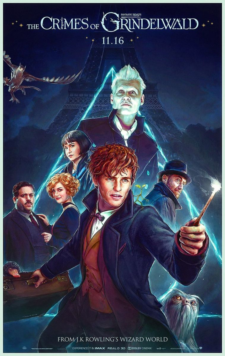 'Fantastic Beasts: The Crimes of Grindelwald' Spoiler Review