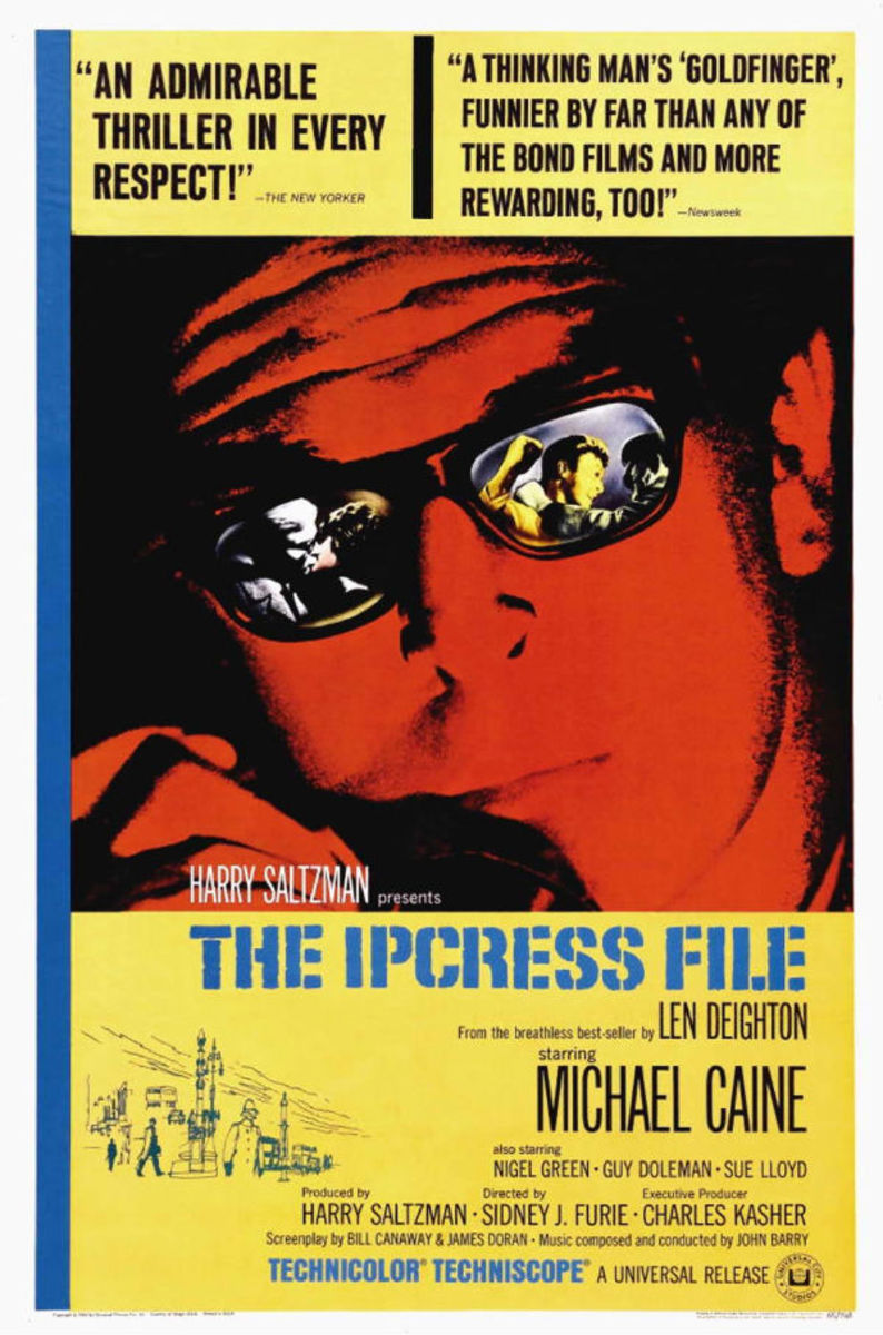 Should I Watch..? 'The Ipcress File'