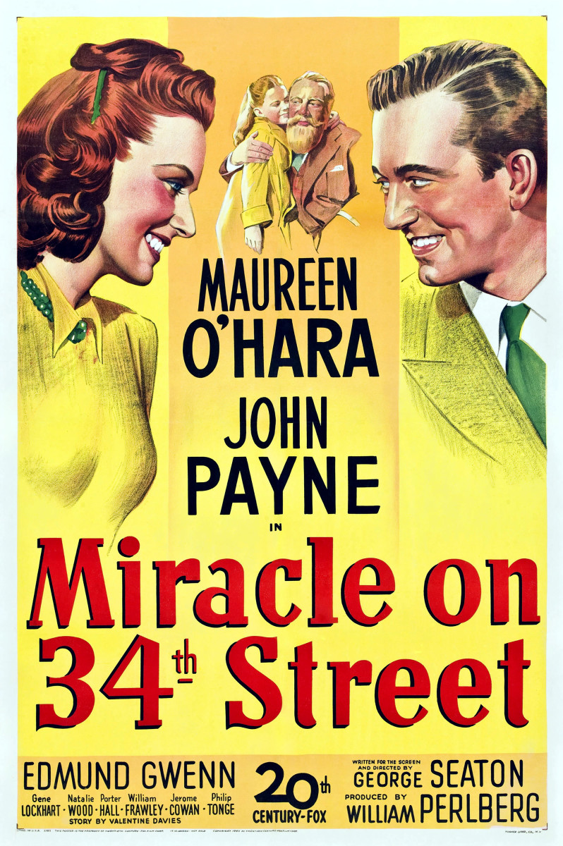 Should I Watch..? 'Miracle on 34th Street' (1947)