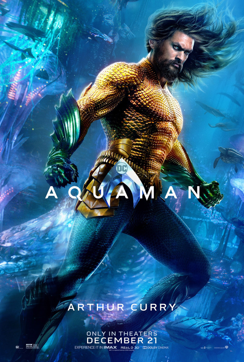 'Aquaman' Review: Star Wars Under the Sea