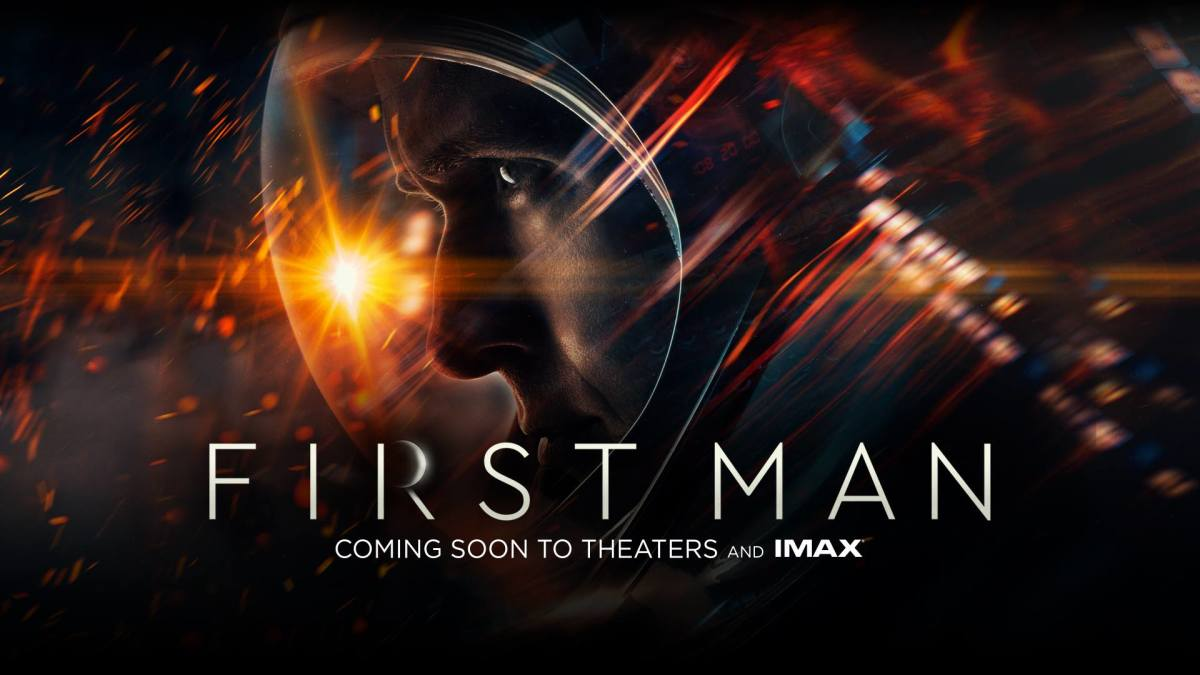 'First Man' (2018) Movie Review