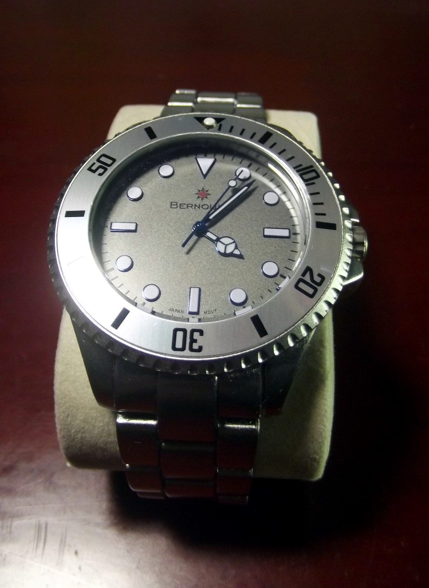 Review of the Bernoulli Wayland Men's Watch