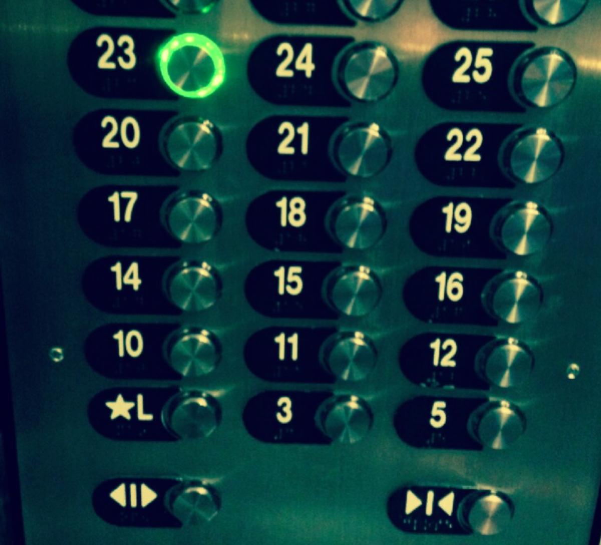 A Hotel Emergency