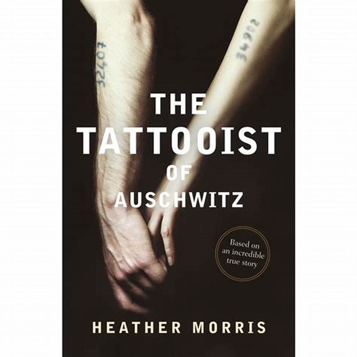 """The Tattooist of Auschwitz"" Book Review"