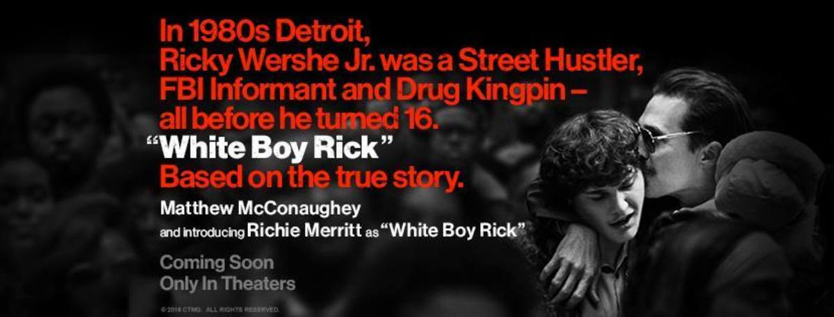 'White Boy Rick' (2018) Movie Review