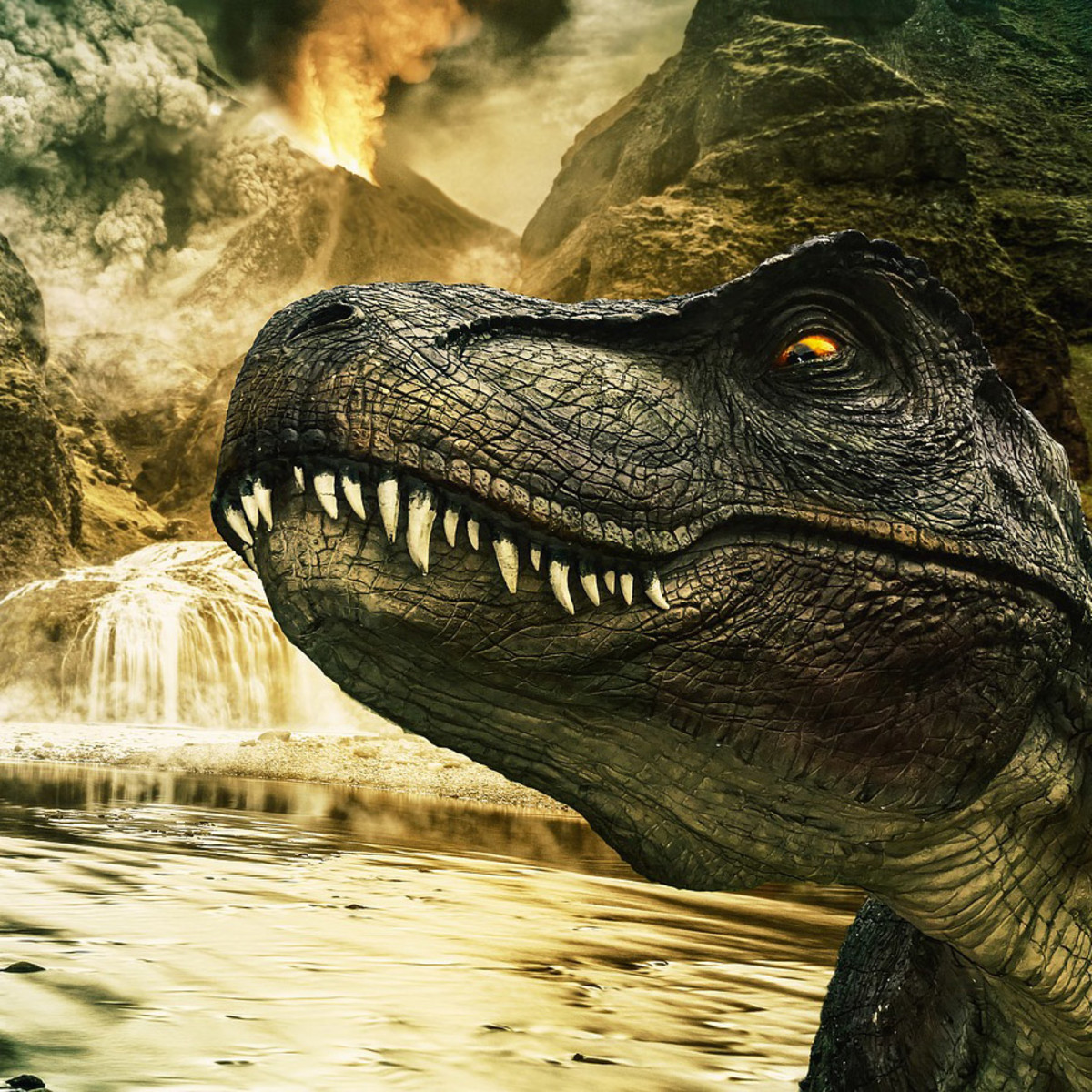 Ferdinand and the Dinosaurs: A YA Sci-Fi Short Story - Chapter 3