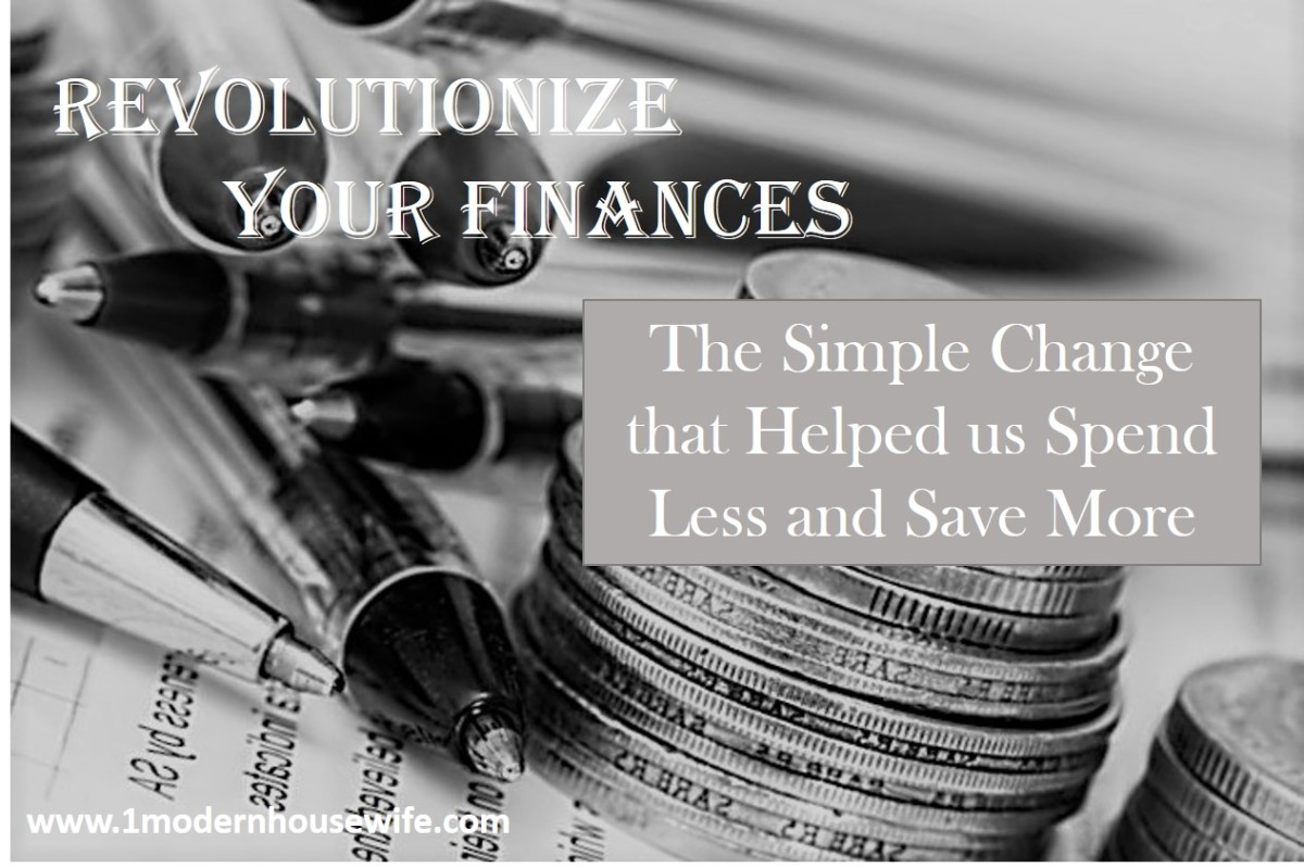 Revolutionize Your Finances: The Simple Change That Helped Us Spend Less and Save More