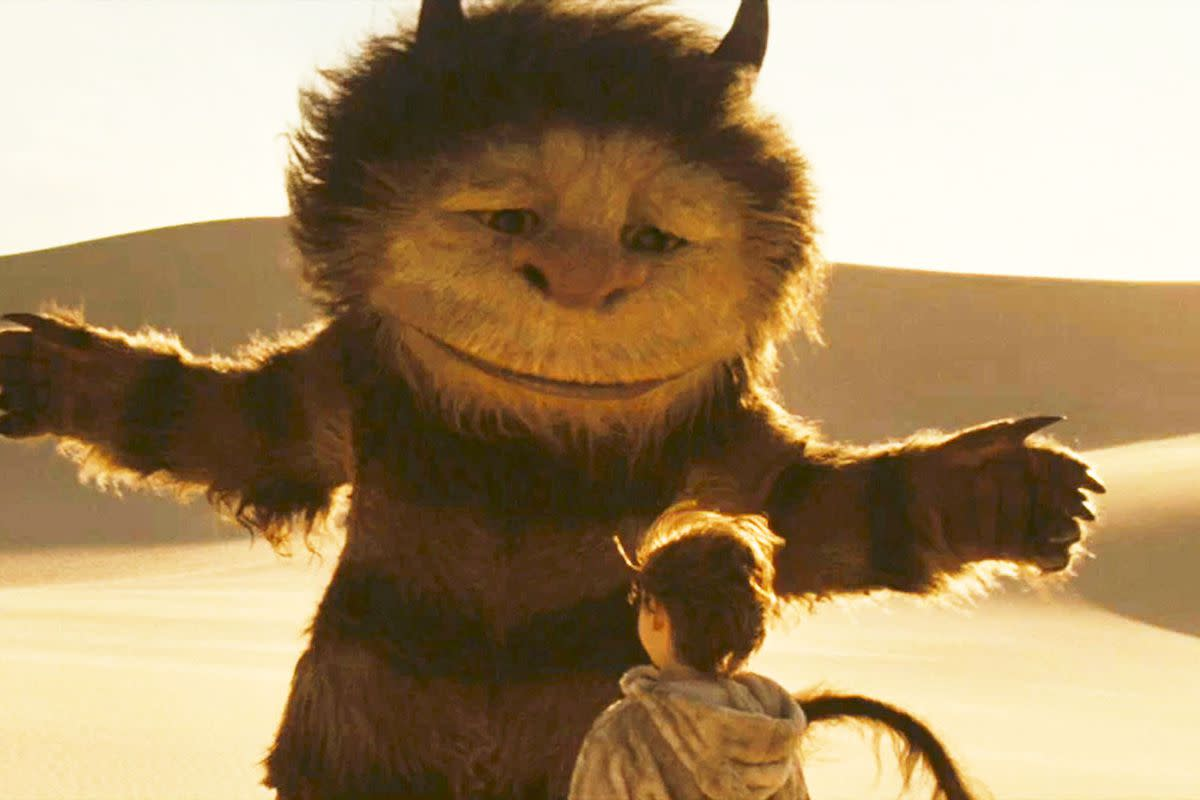 'Where the Wild Things Are' (2009) Is About the Difficulty of Single Parenthood