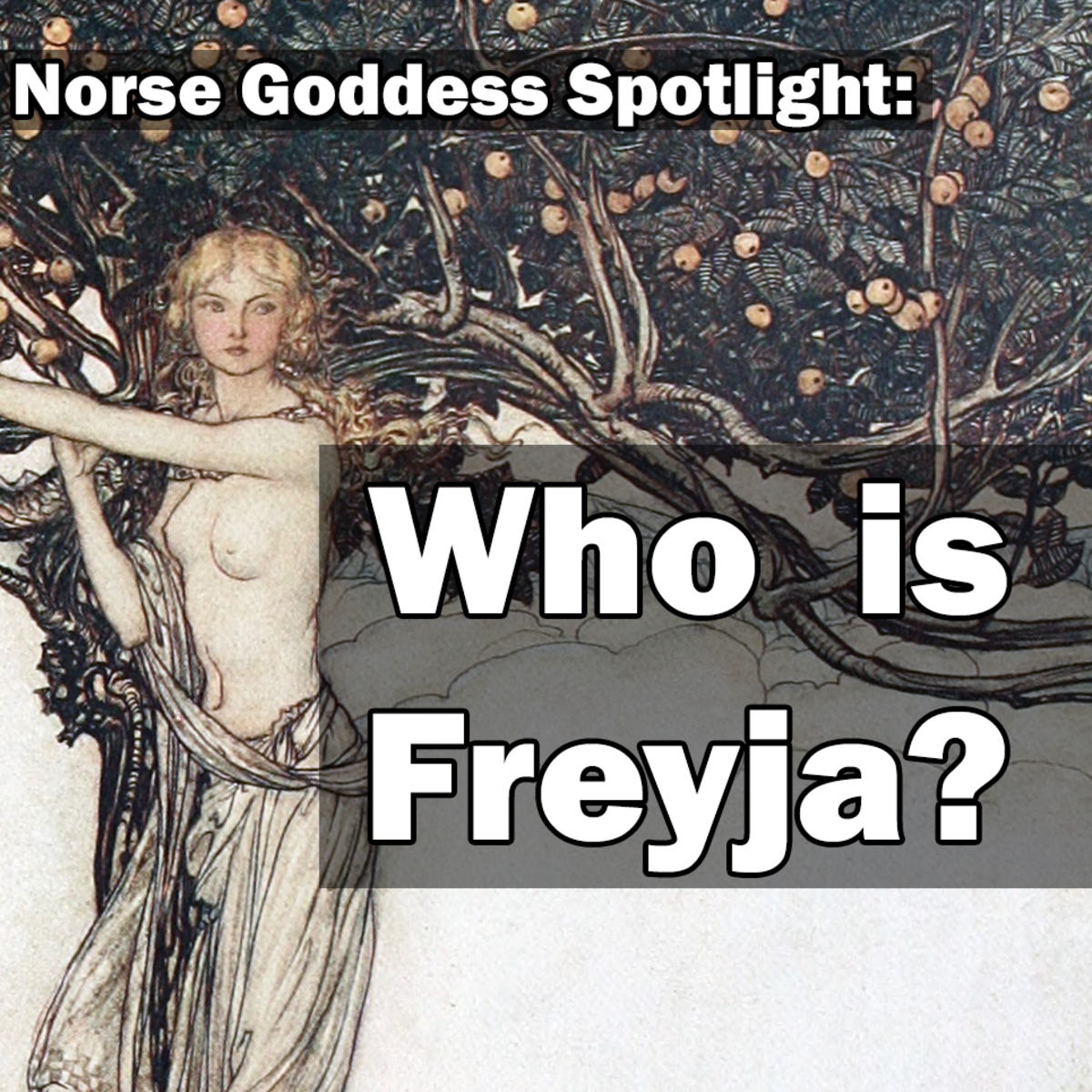 Norse Goddess Spotlight: Who Is Freyja?
