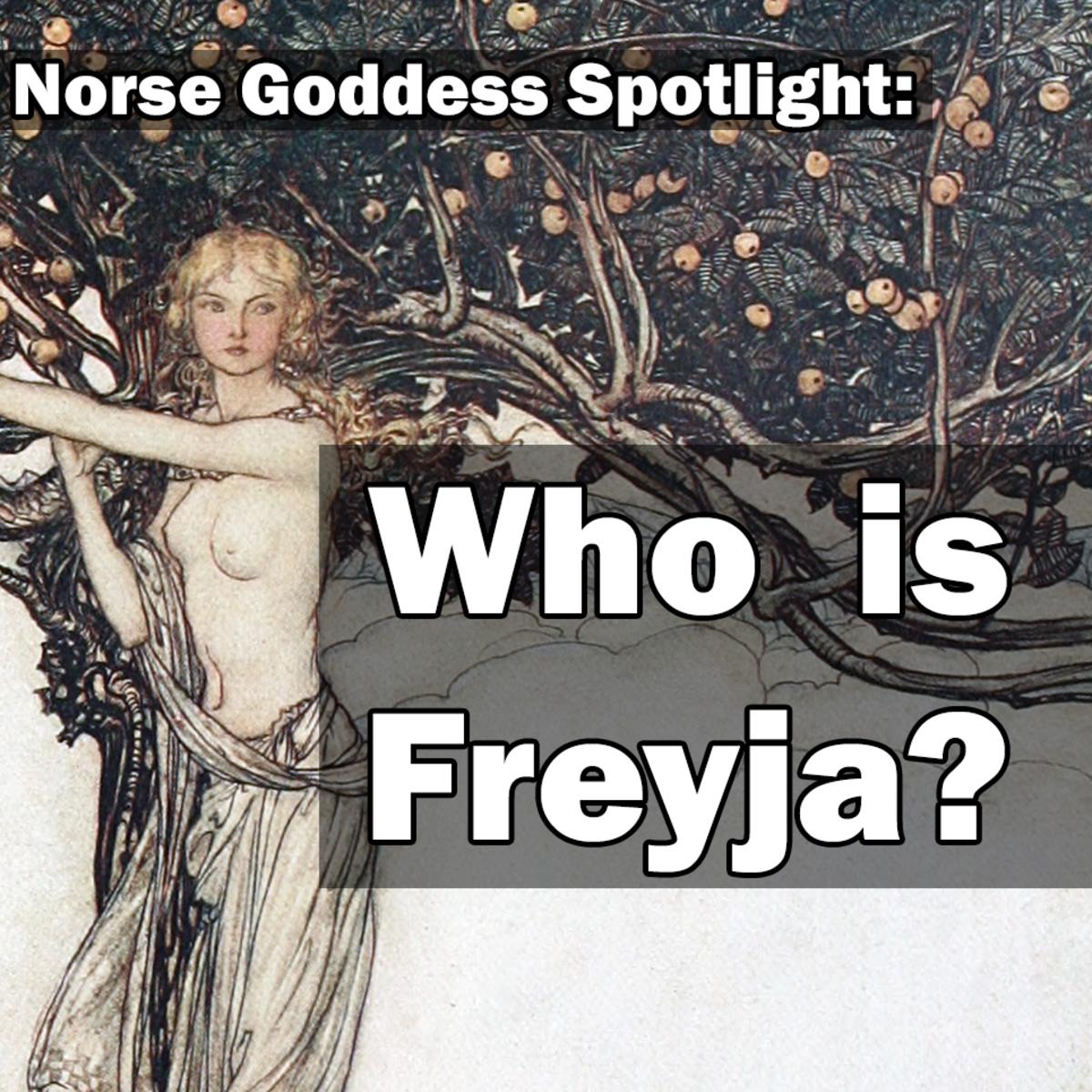 Who is Freyja?