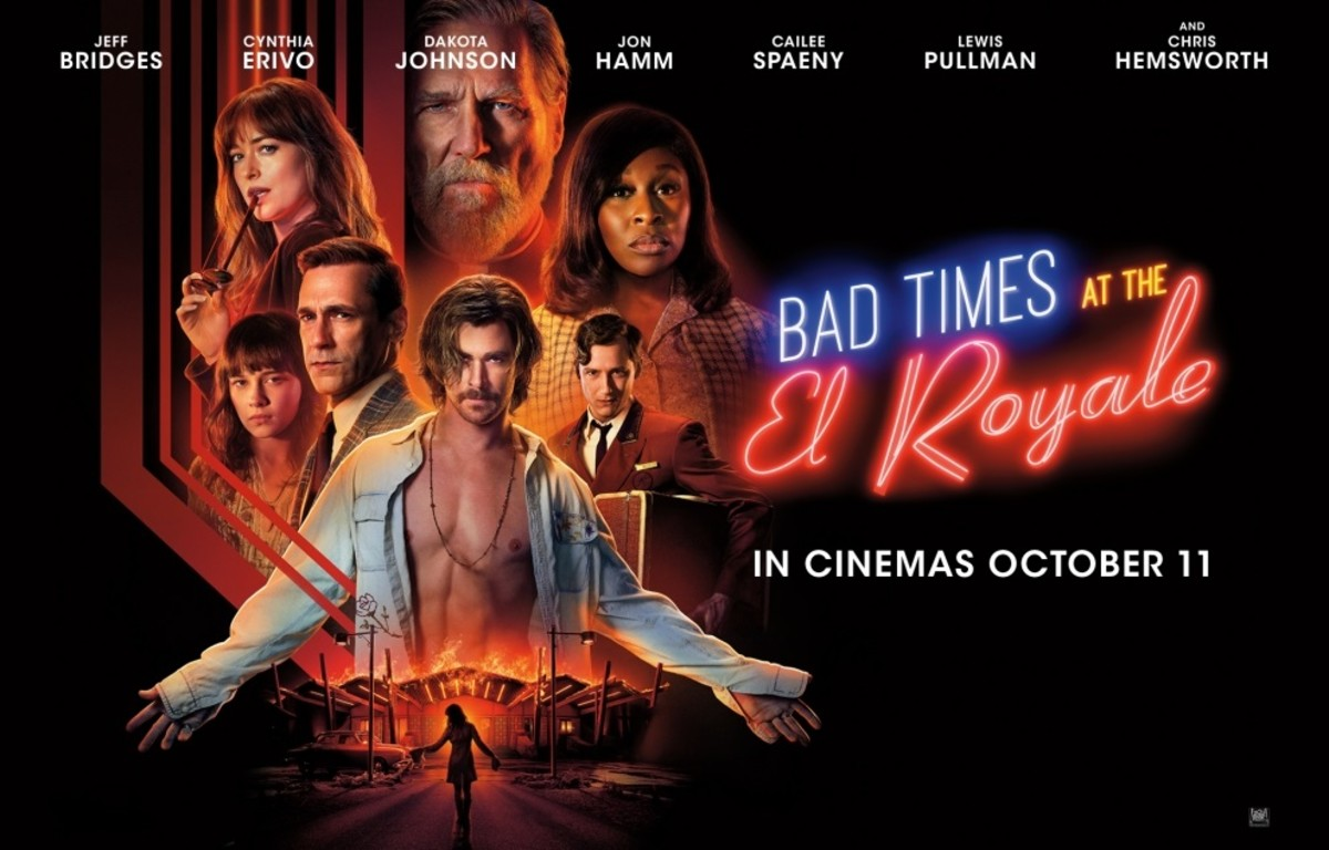 'Bad Times at the El Royale' (2018) Movie Review