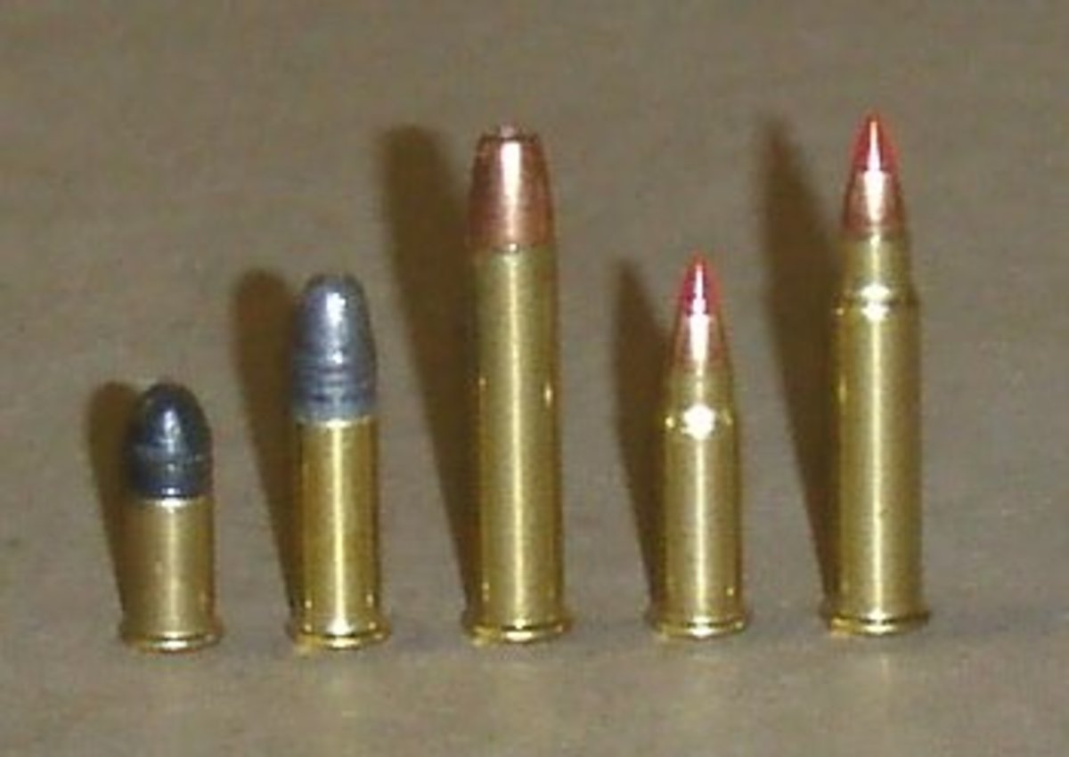 Rimfire Roundup (Best Hunting Loads for .22 LR, .22 WMR, .17 HMR)