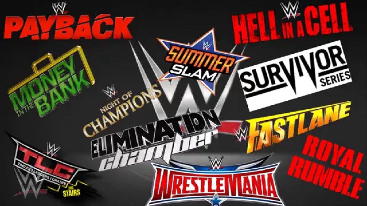 Ranking Every WWE PPV of 2018