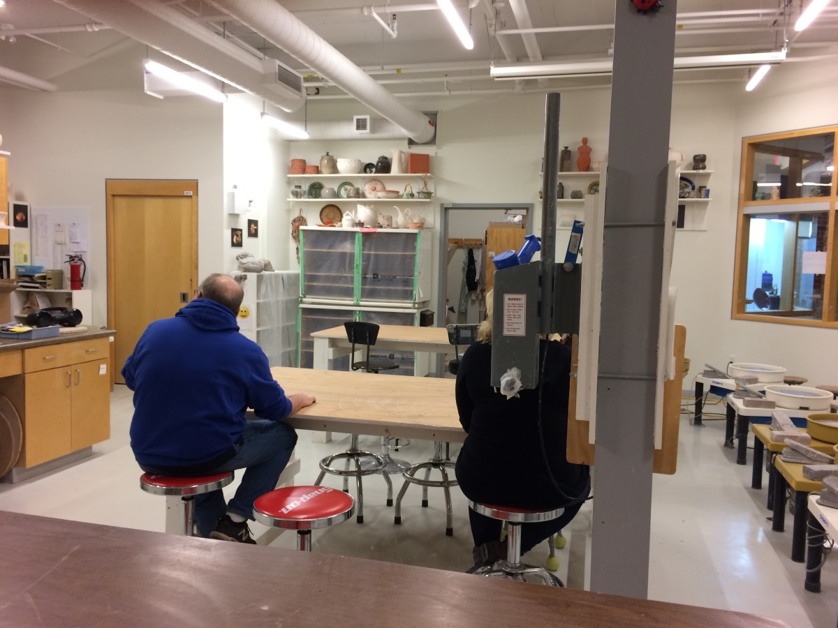 Introduction to Clay Pottery Class - Week 1 - 3 of 6