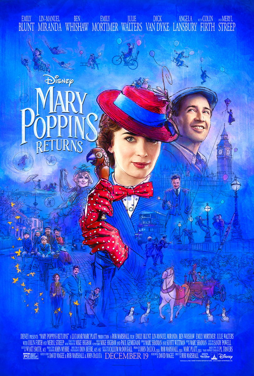 'Mary Poppins Returns' (2018) Movie Review
