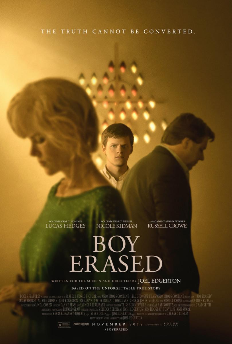 'Boy Erased' Movie Review