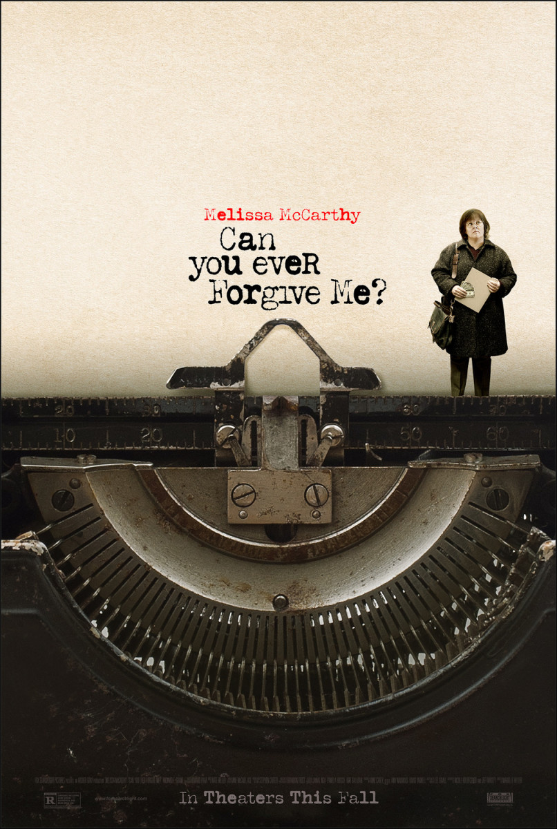 'Can You Ever Forgive Me?' Movie Review
