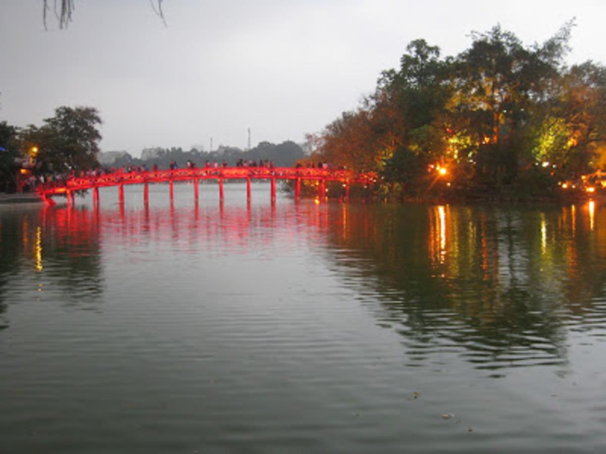 Sightseeing in Hanoi