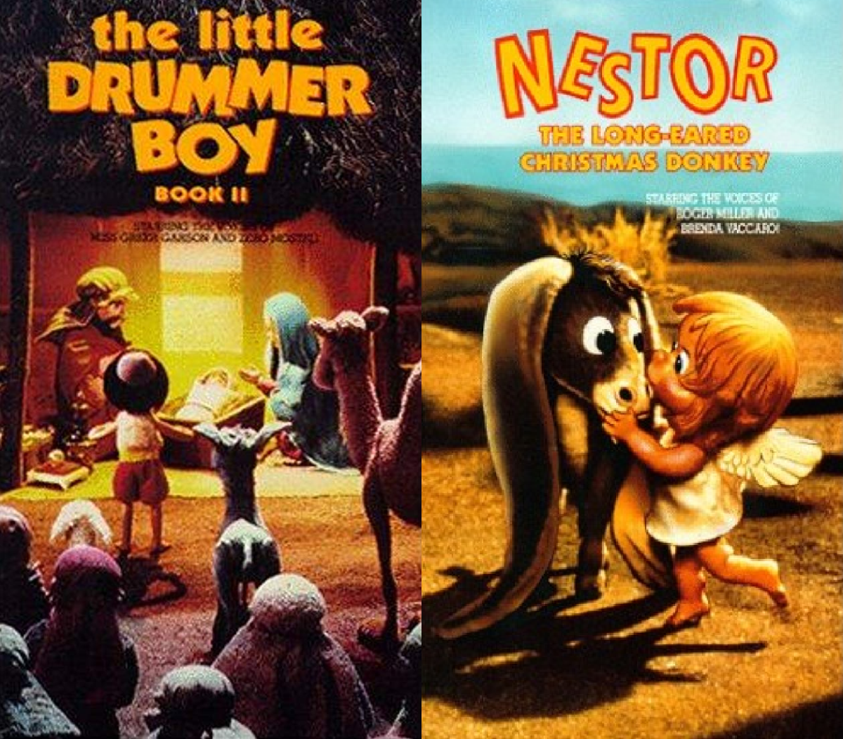 Rankin/Bass Retrospective: 'The Little Drummer Boy Book II'/'Nestor the Long-Eared Christmas Donkey'