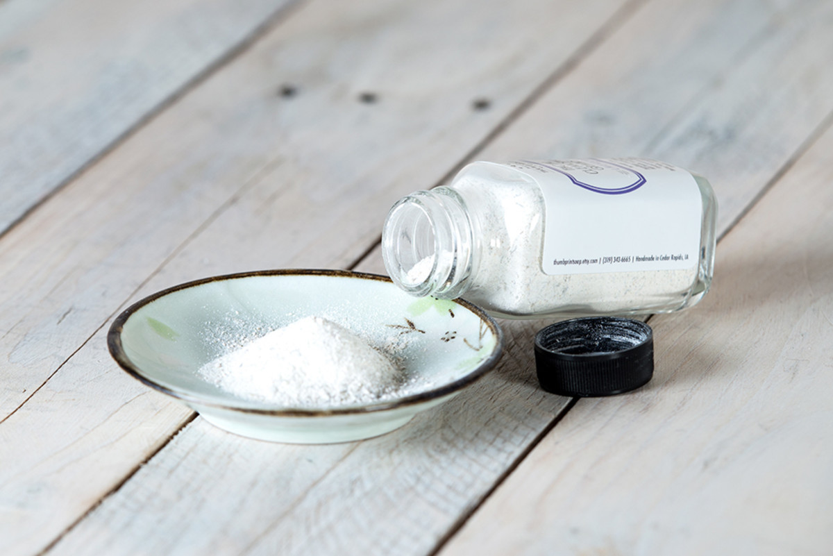 Nourishing Facial Cleansing Grains Recipe
