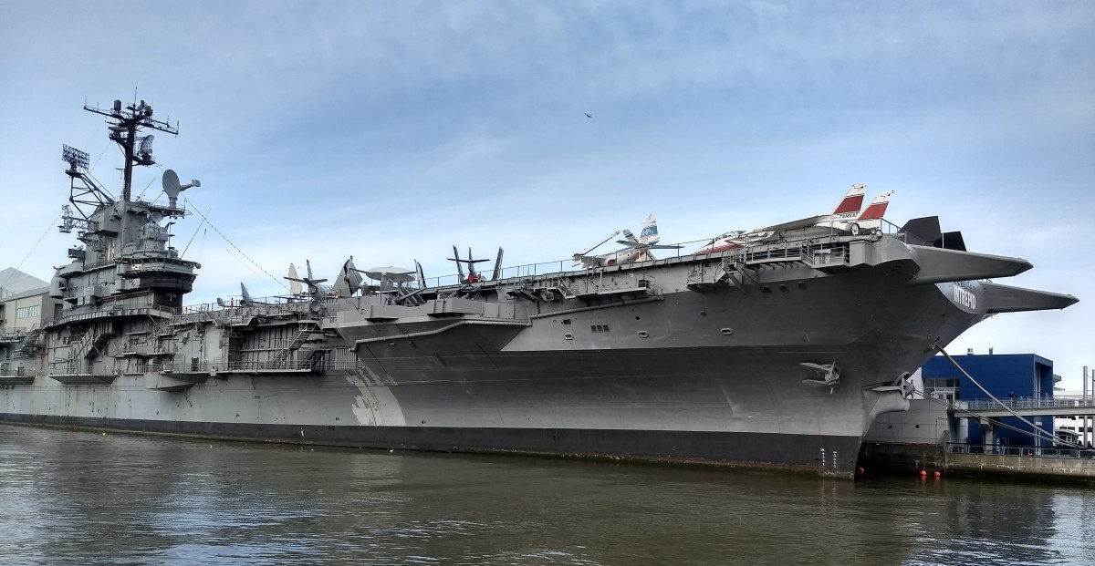 Highlights of the Intrepid Sea, Air, & Space Museum in New York City