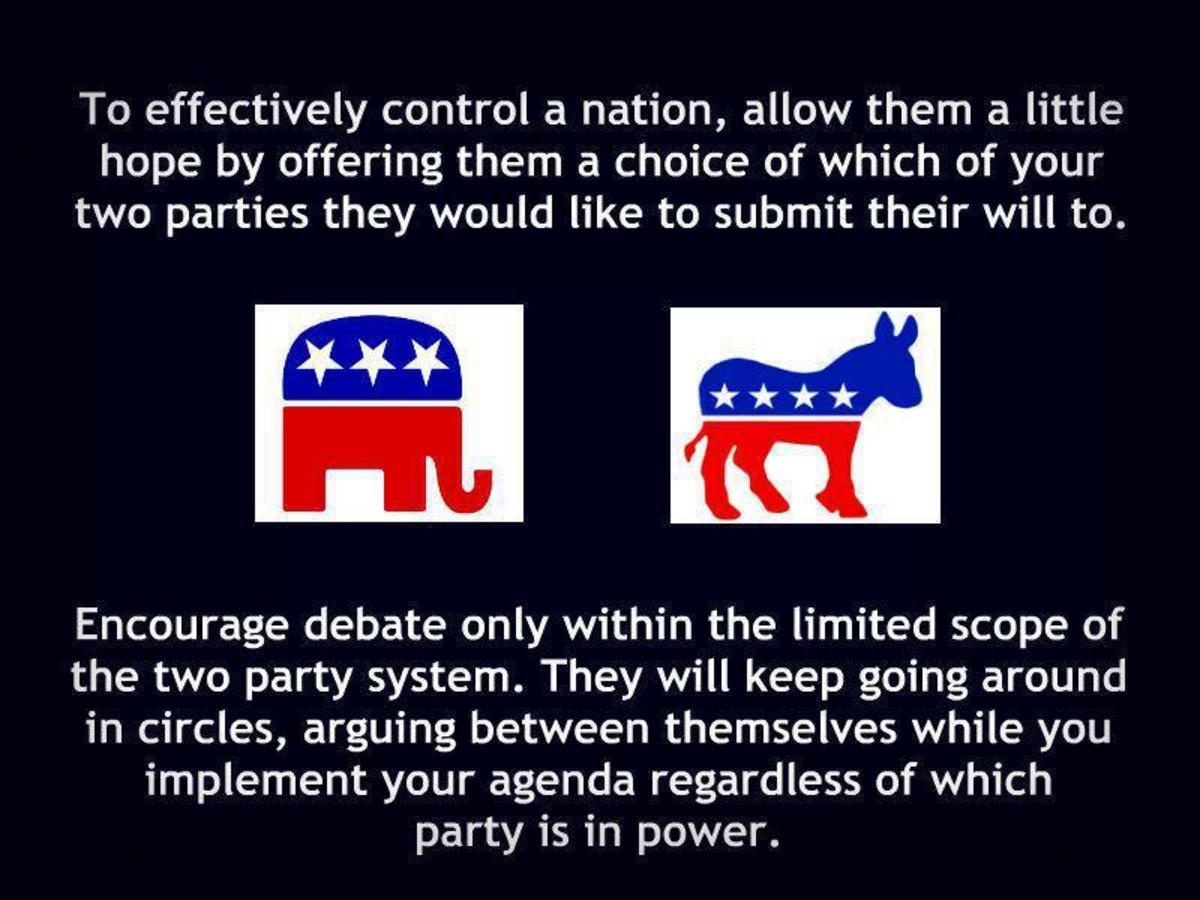 Political Rant: Do We Really Need Them??