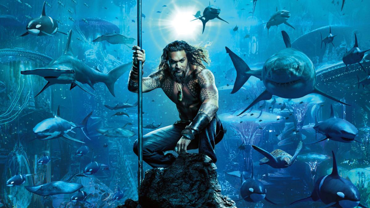 Aquaman: Nathan's Movie Review