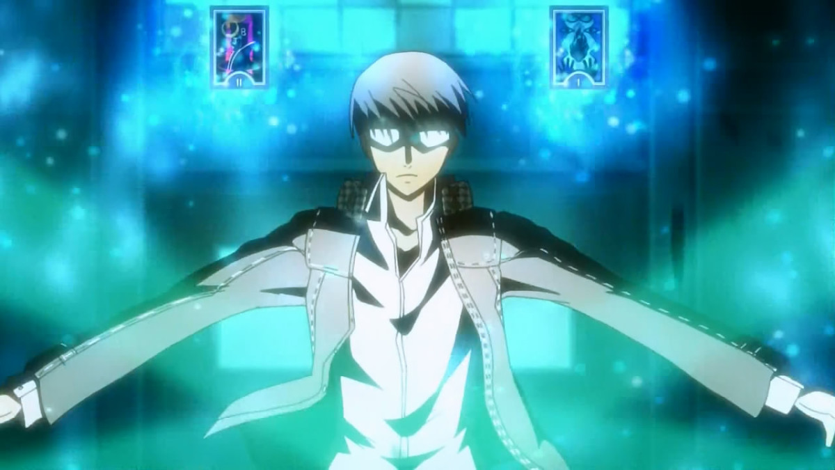Reaper's Reviews: 'Persona 4: The Animation'
