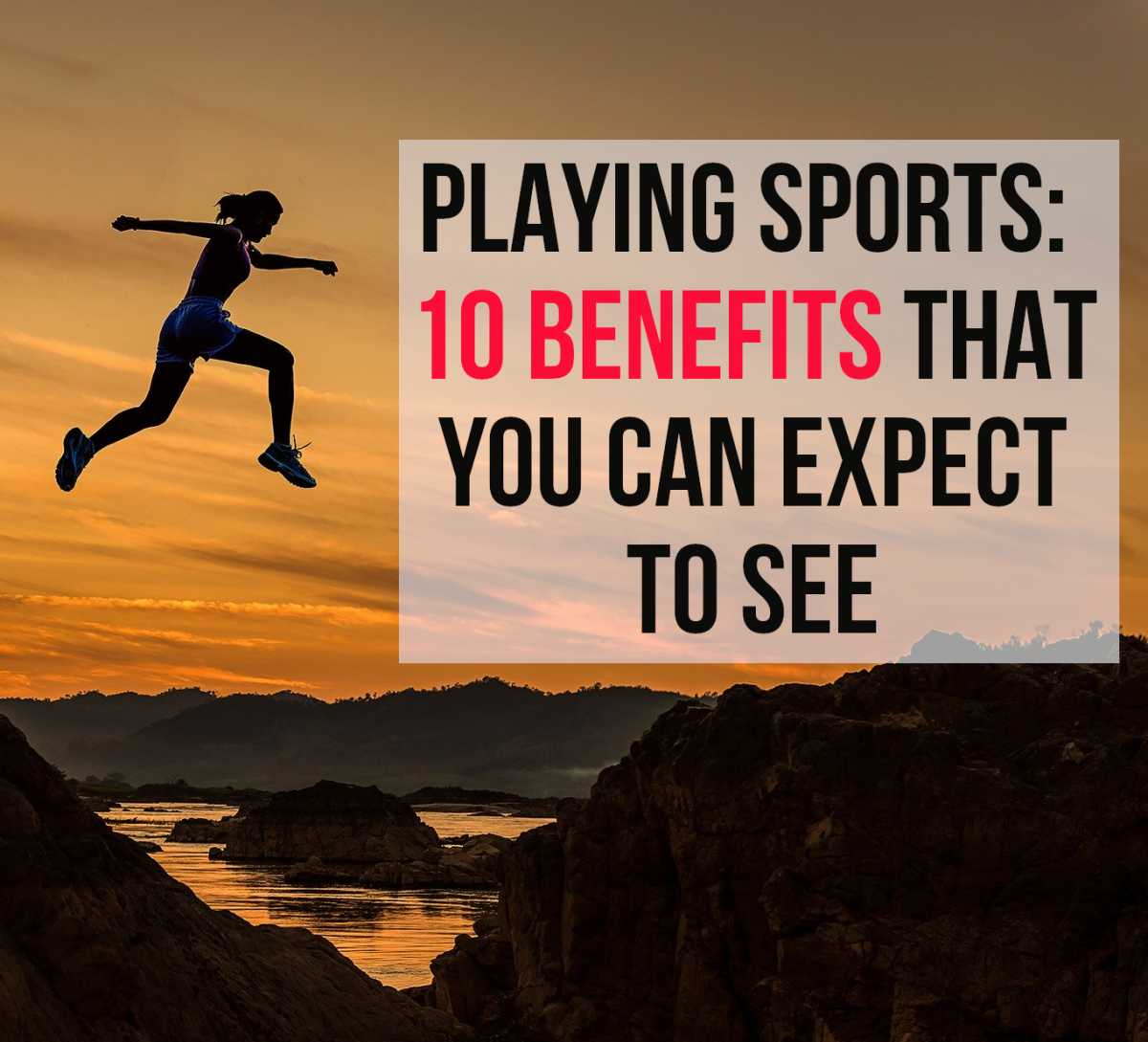 10 Advantages of Playing Sports