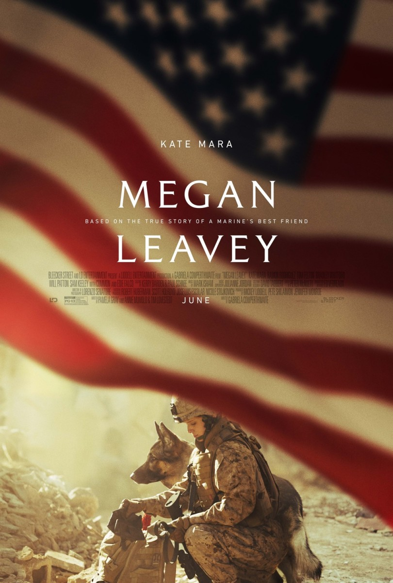 "Movie Review: ""Megan Leavey"""