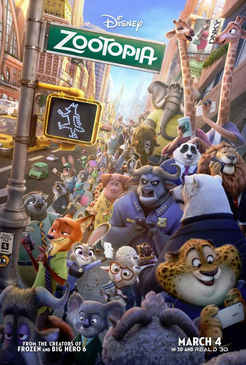 Should I Watch..? 'Zootopia'