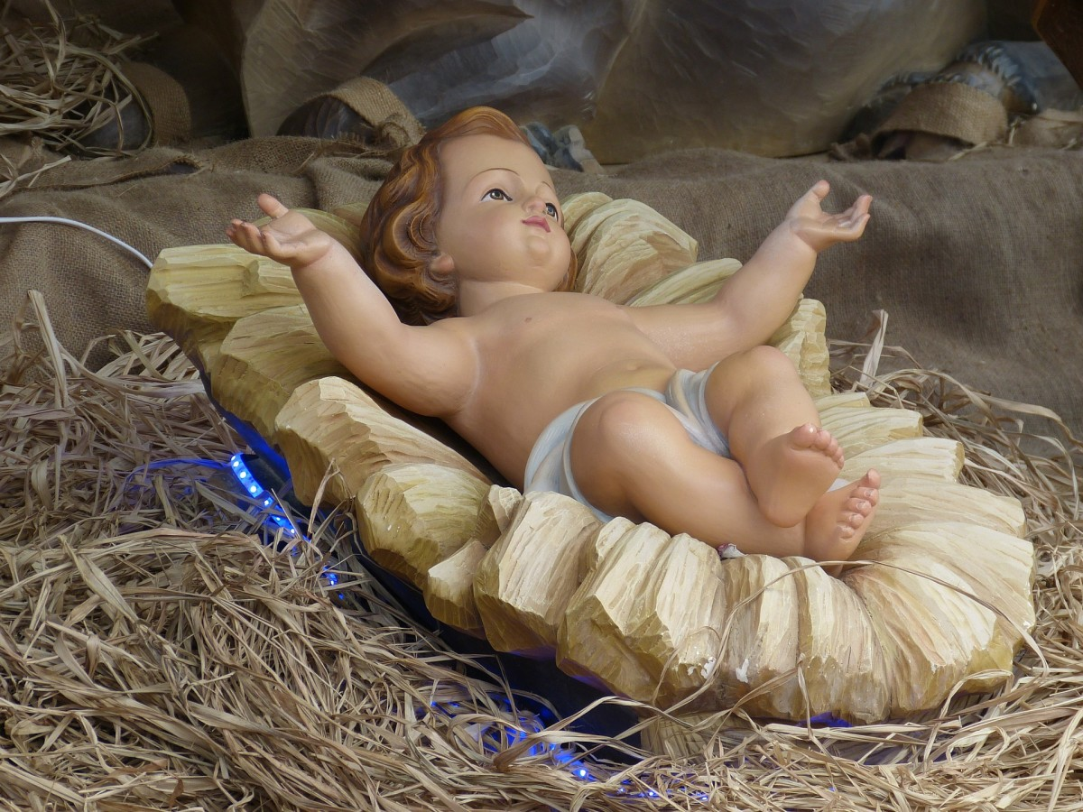 The King in the Manger - a Christmas Fairytale