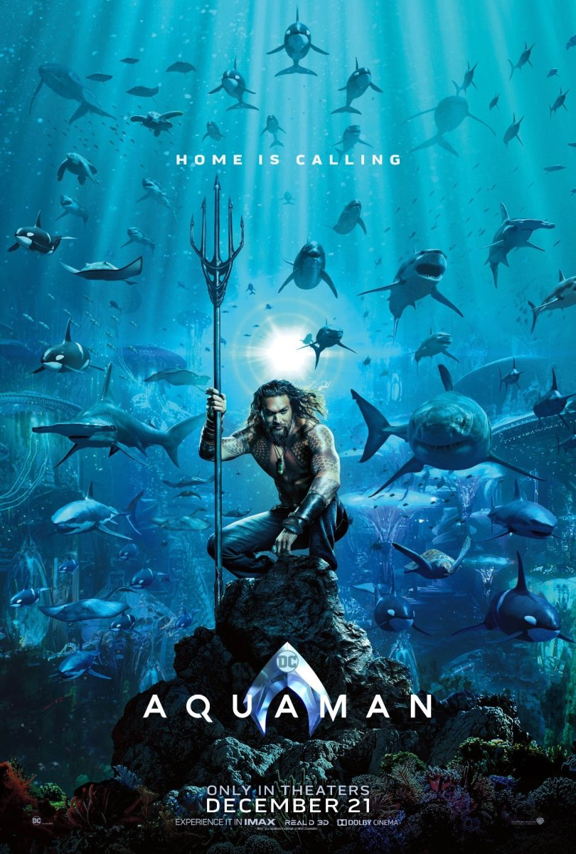 DC's 'Aquaman' (2018) Movie Review
