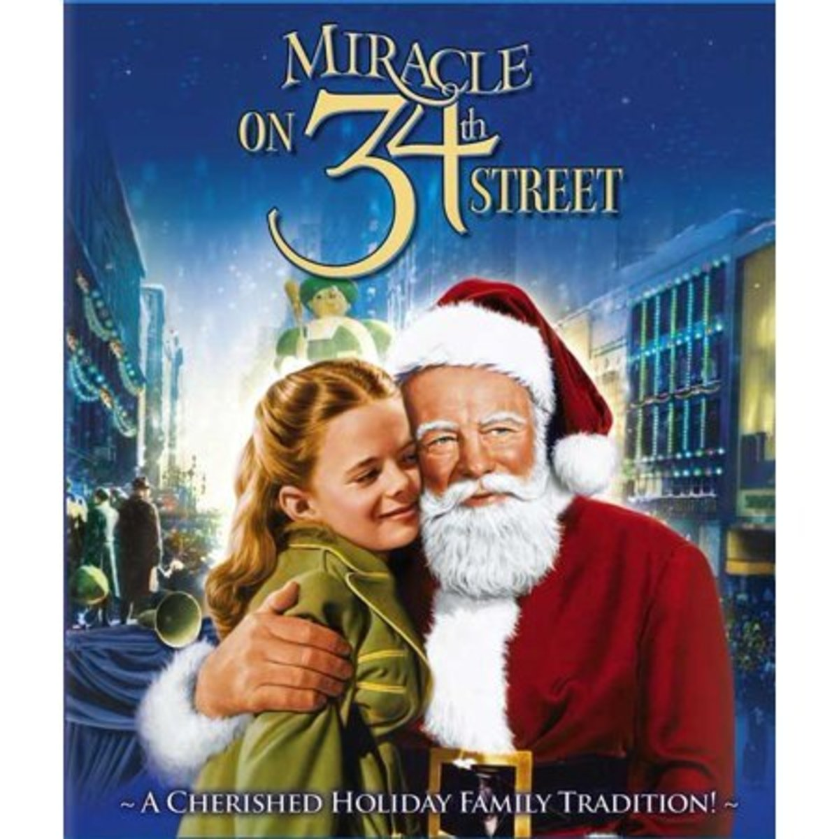 'Miracle on 34th Street' (1947) Will Make You Believe in Santa Again