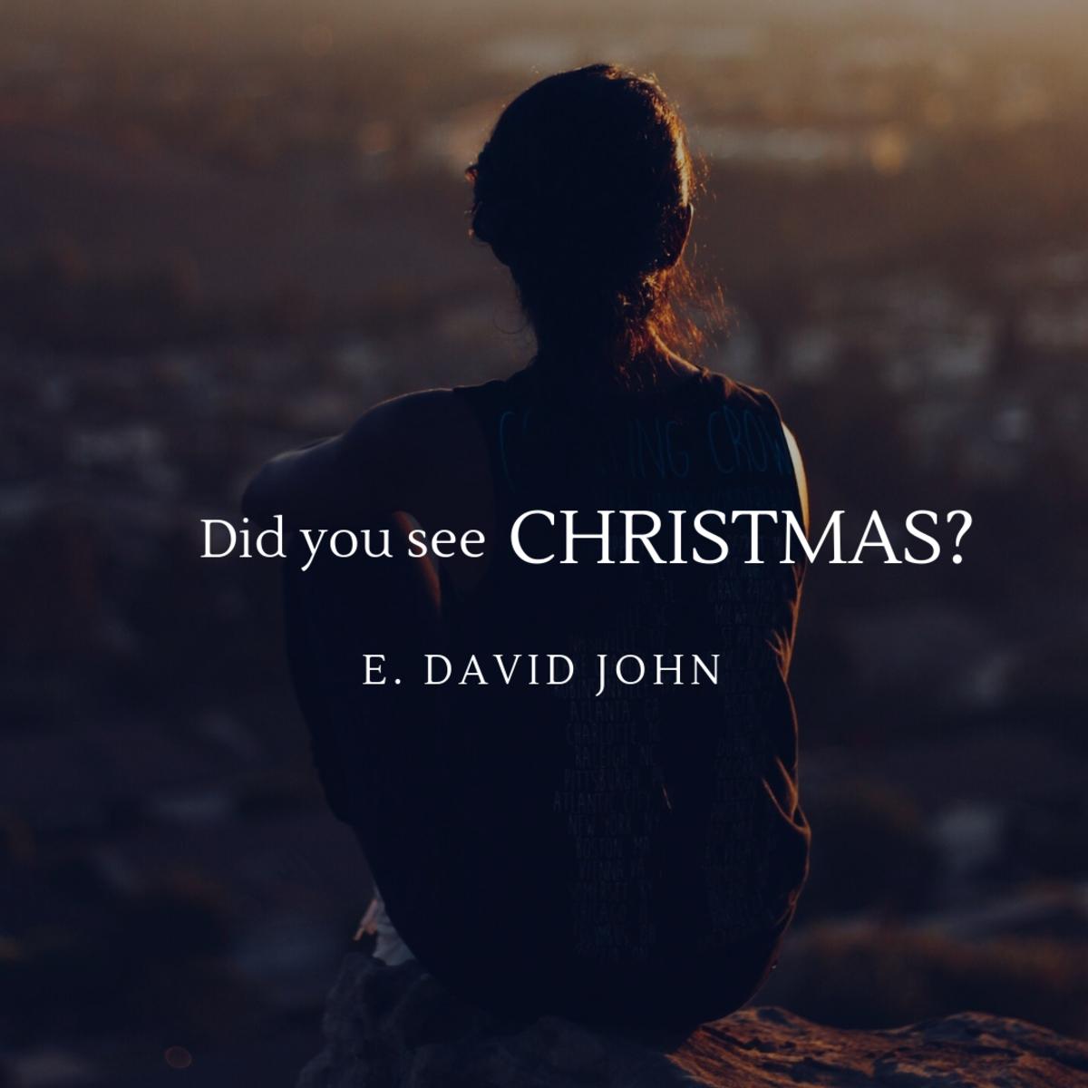 Did You See Christmas?