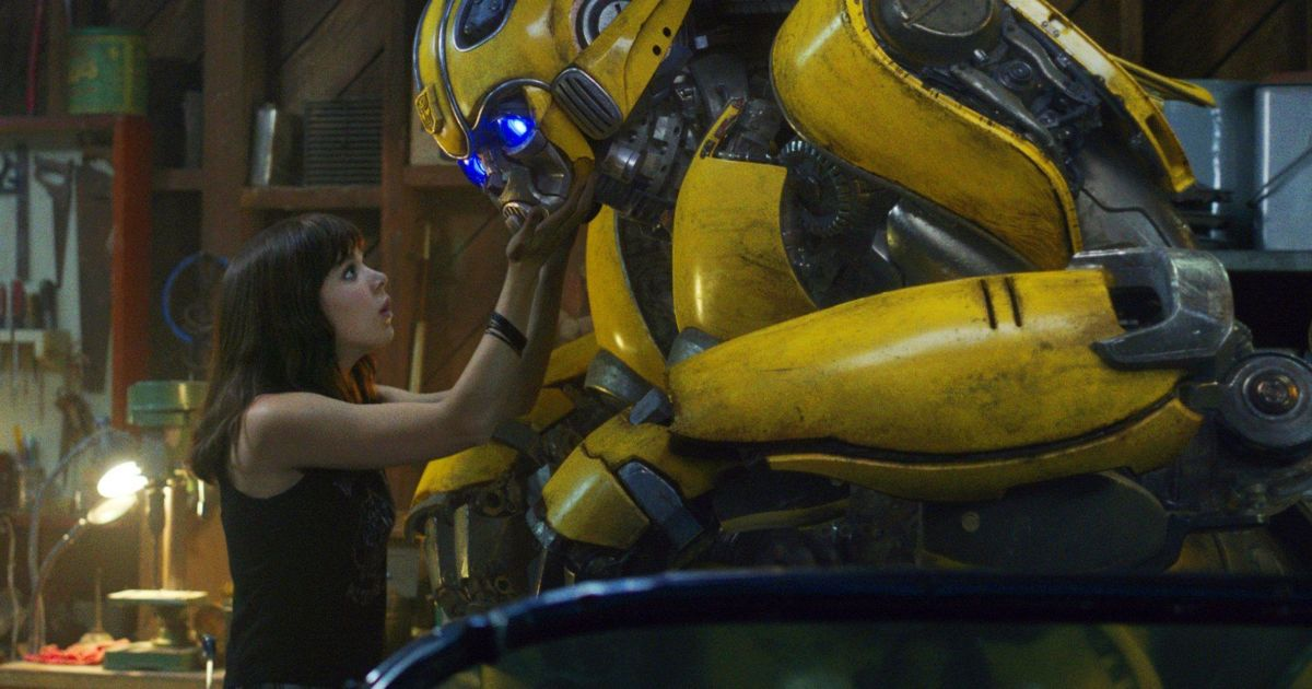 'Bumblebee' Is the Best Transformers Movie