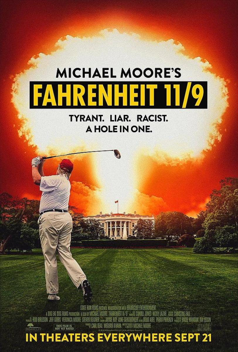 'Fahrenheit 11/9' (2018) Movie Review