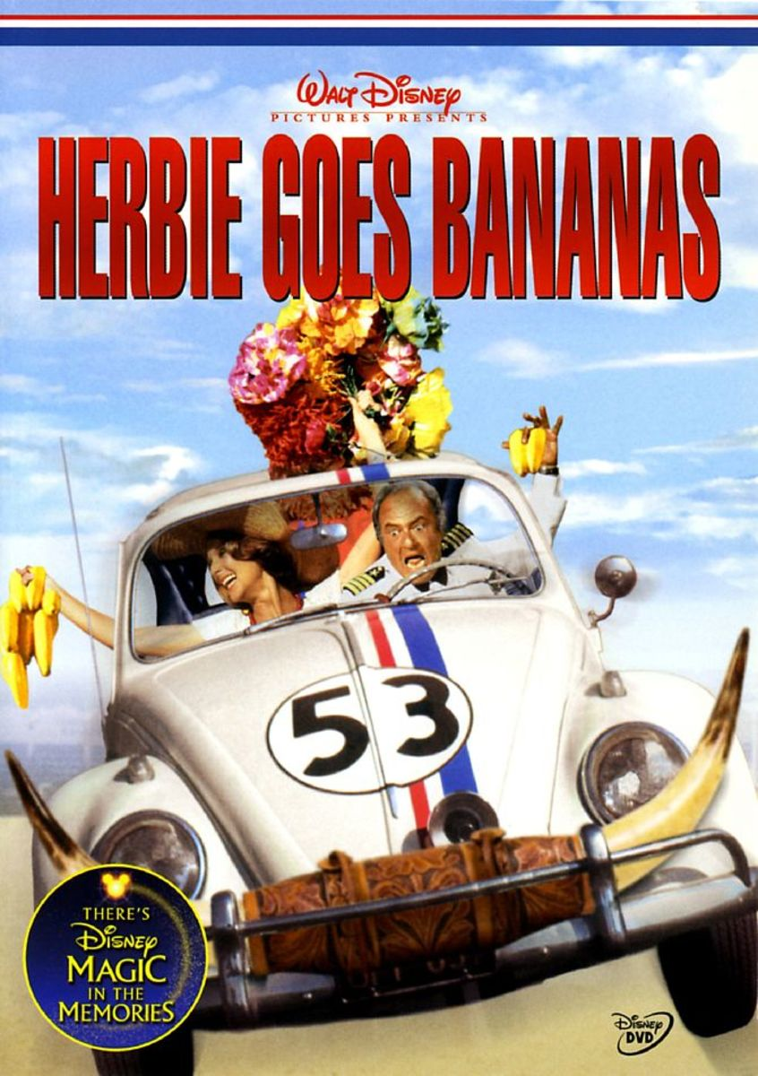 Should I Watch..? 'Herbie Goes Bananas'