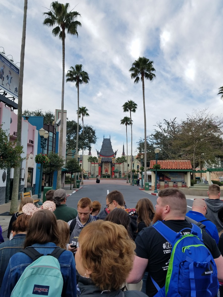 "Experience Walt Disney World as a ""Kid at Heart ""at Disney's Hollywood Studios"