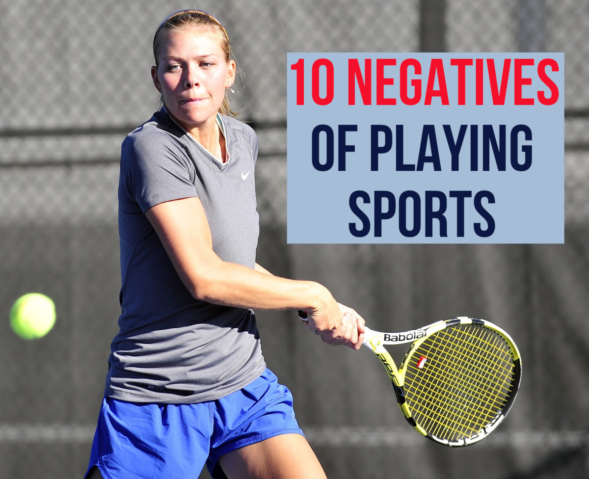 What are the disadvantages of playing sports? Read on to find out...