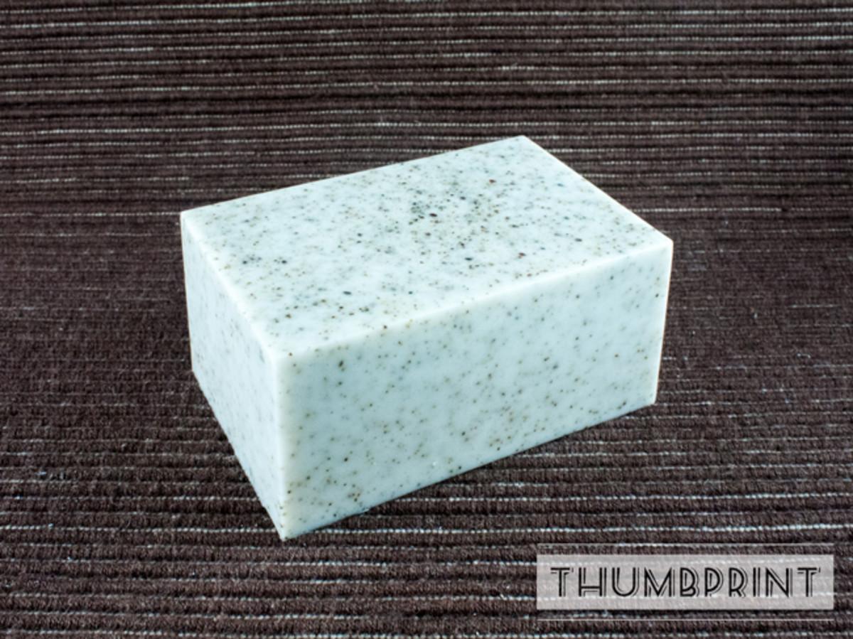 Glycerin Soap Recipe – Adzuki Bean Body Polish Bars