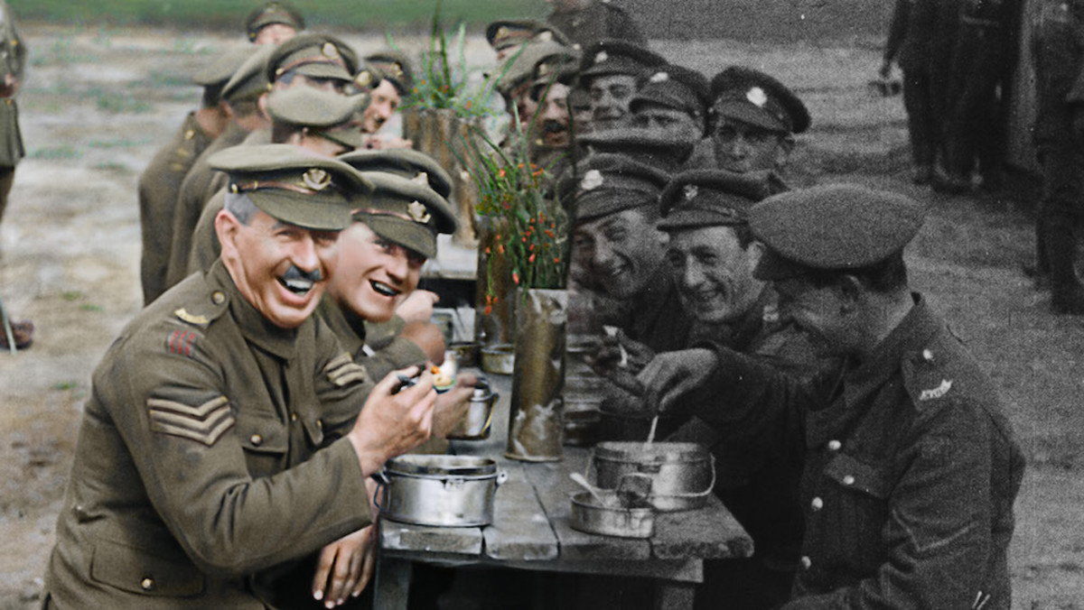'They Shall Not Grow Old': World War I Documentary Review