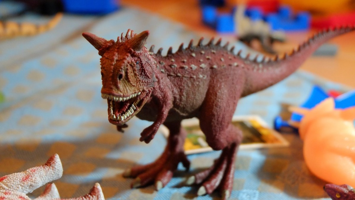 Ferdinand and the Dinosaurs: A YA Sci-Fi Short Story - Chapter 9